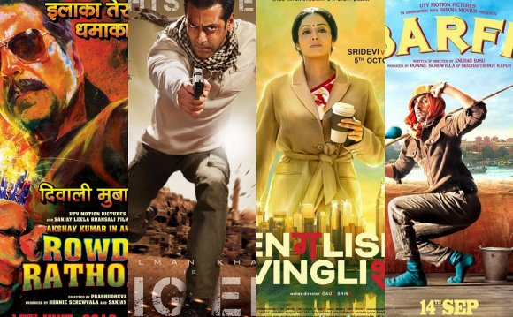 10 Best Bollywood Movies of