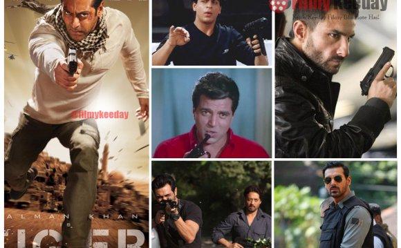 15 Best Spy Films of Bollywood