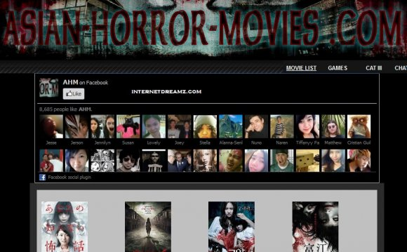 Asian Horror Movies