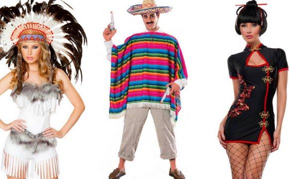 7 Offensive Halloween Costumes