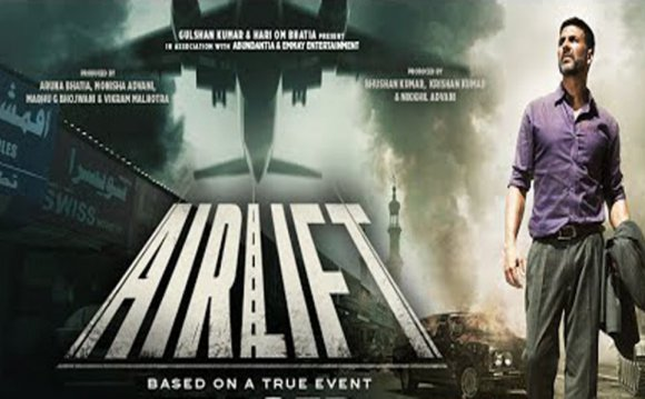 Airlift s story are baesd on