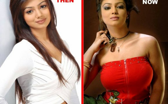 Ayesha Takia Breast Implants