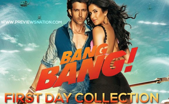 Bang Bang First Day Collection
