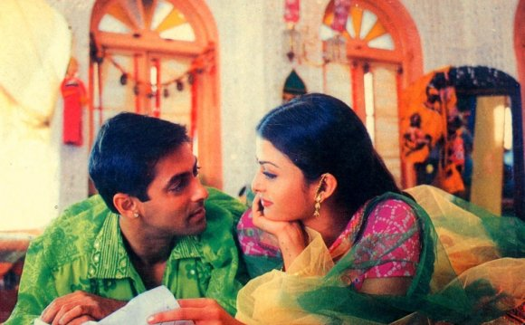 Famous Bollywood romance