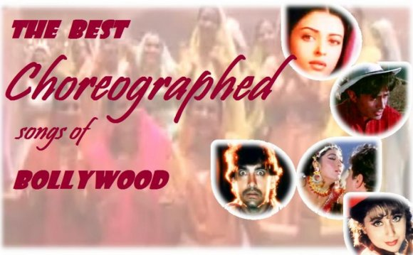 Best Choreographed Songs of