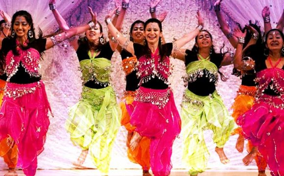 Bollywood Dance Classes in