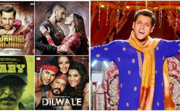 Bollywood Movies List