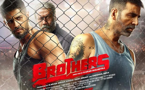 Brothers 7-Day Box Office