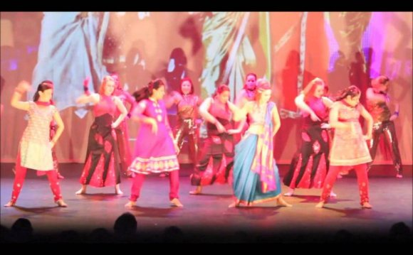 Canberra School of bollywood