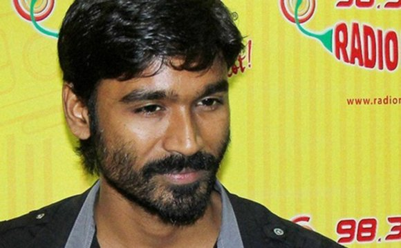 Dhanush rejects association