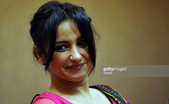 Indian Bollywood actress Divya