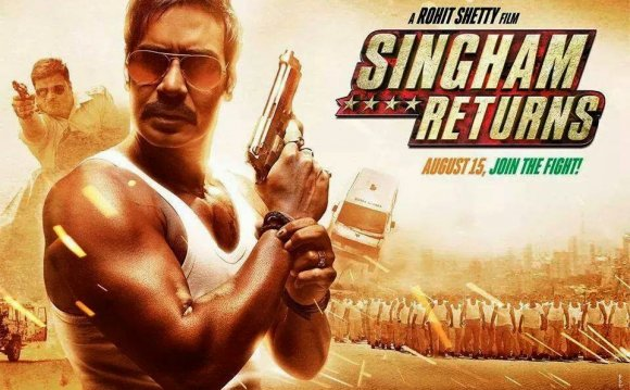 Download Singham Returns