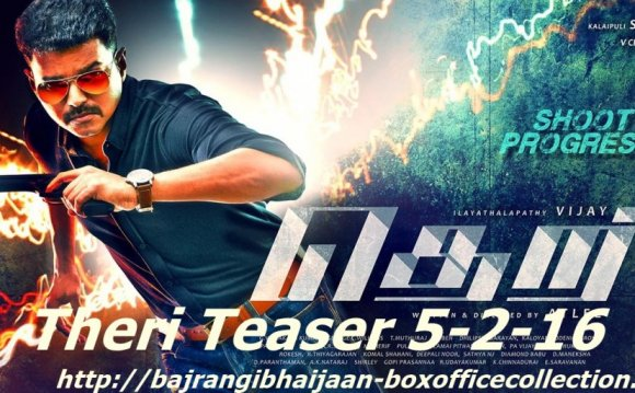 Download Theri Movie Trailer
