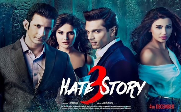 Hate Story 3 3rd Day