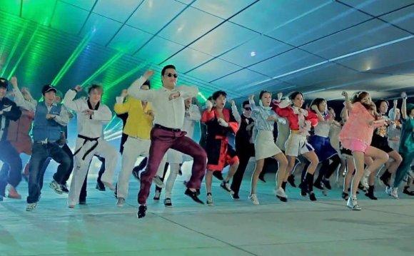 How to Do the Oppa Gangnam
