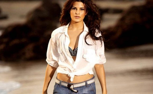 Bollywood actress Jacqueline