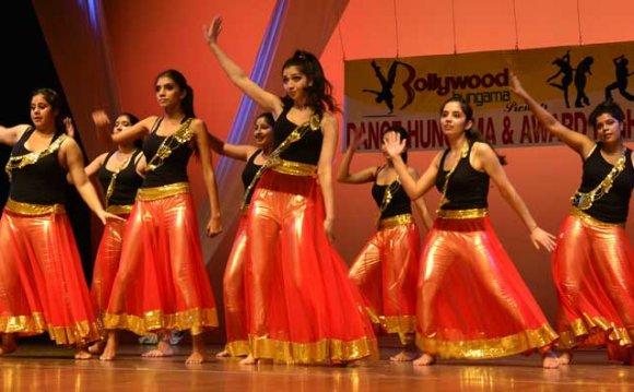 Bollywood Dance,Birthday Party