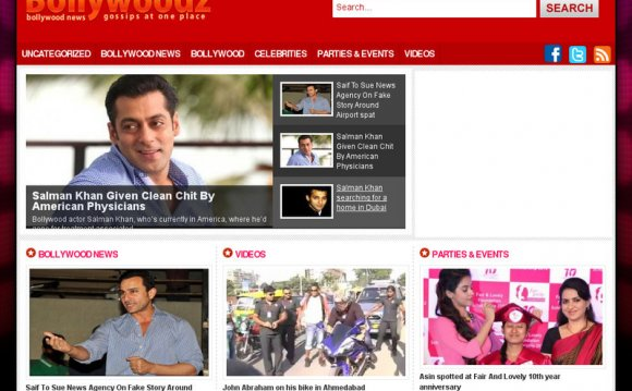 """Bollywoodz.net"""" is all about"""