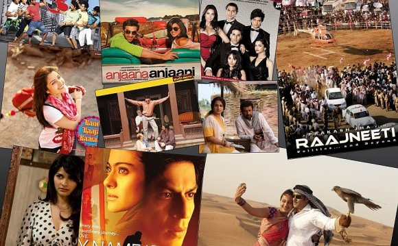 Bollywood Movies of 2010