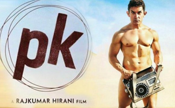 PK 2014 Bollywood Movie Full