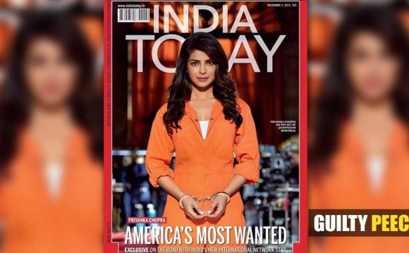 Priyanka Chopra graces the