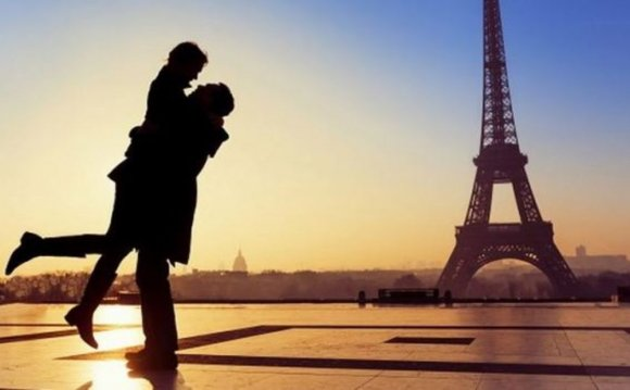 Romantic spots in Paris