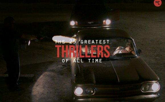 Best Thrillers Suspense Movies