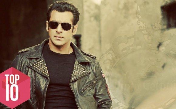 Top 10 Bollywood Highest Paid