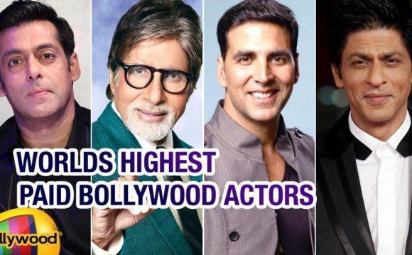Top 10 Highest Paid Bollywood
