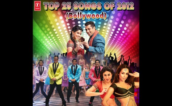Top 25 Bollywood Songs of 2012
