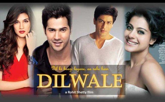 Watch Dilwale Hindi Movie