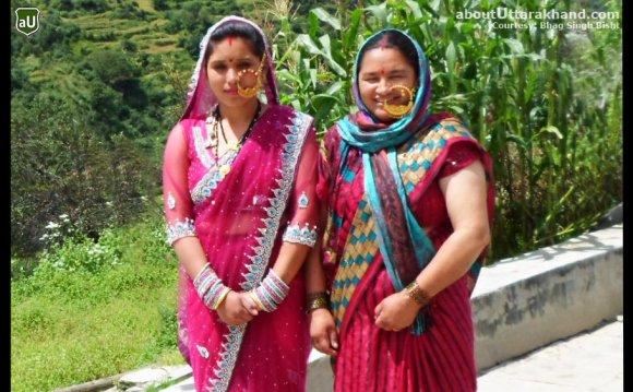 Nanda Devi Raj Jaat Yatra Pics