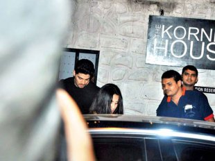 Ahem! Who's that new girl Sooraj Pancholi? View pics
