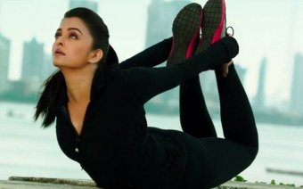 Aishwarya Rai Bachchan in a still from the song Kahaaniya