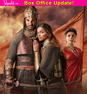 Bajirao Mastani box office collection: Ranveer Singh and Deepika Padukone's love story inches towards the Rs 100 crore club!