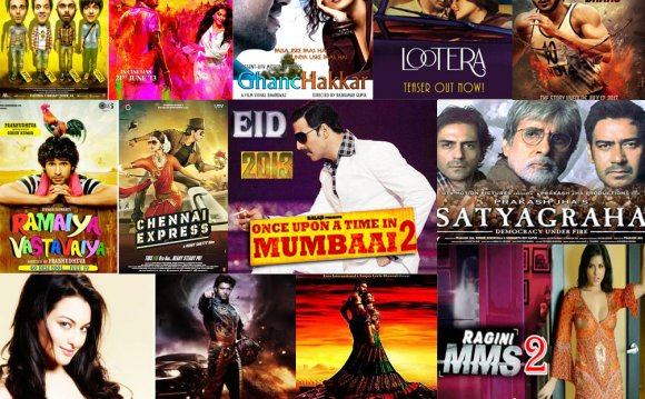 Best Bollywood movies 2013