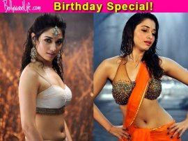 Birthday Special: Check out Tamannaah's 5 hottest rain songs – watch videos!