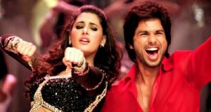 Bollywood actor Shahid Kapoor and Ileana D'Cruzrealizing their dreams