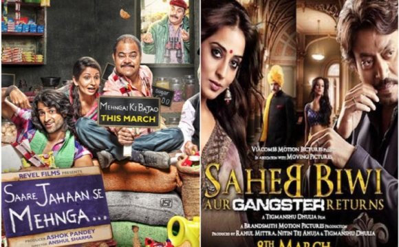 Latest Releases Movies in Bollywood