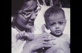 Childhood Photos of Bollywood Celebs-Salman Khan