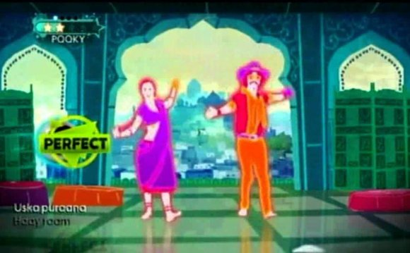 Bollywood just Dance