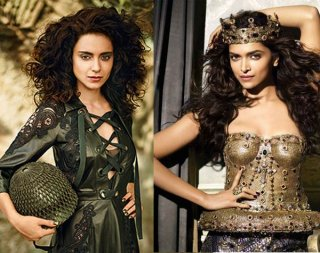Here's how box-office queen Deepika Padukone trumped Kangana Ranaut in 2015!