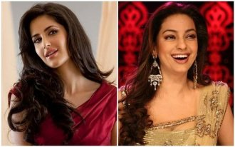 Katrina Kaif has expressed her desire to do TV shows; Juhi Chawla says she'll be seen on TV soon