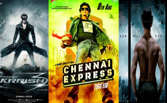 Top 10 Movies of Bollywood 2014