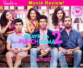 Pyaar Ka Punchnama 2 movie review: More jokes, more bashing, same template!