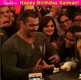 Salman Khan gets the BEST birthday gift ever – a special video featuring Shah Rukh Khan, Aamir Khan, Kareena Kapoor among his other favorites!