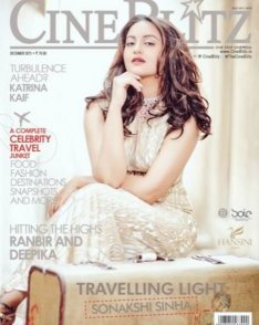 Sonakshi Sinha looks SMOKIN' hot in the latest mag cover – view inside pics!