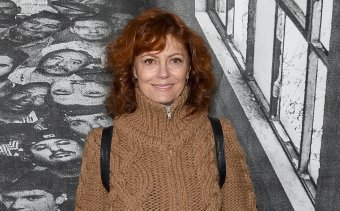 Susan Sarandon would rather be thought of as a