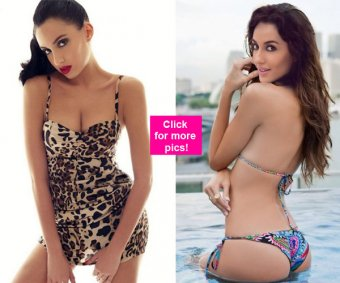 These 10 hot pics of wild card entry Nora Fatehi prove that she will set the temperatures soaring in Bigg Boss 9 – view pics!
