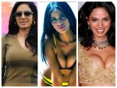 Big Breast of Bollywood Actress